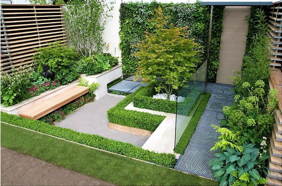 Concept Garden Deign professional design and planting in Lincolnshire